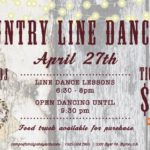 Line Dancing & Country Music