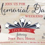 Live Music – John Paul Hodge