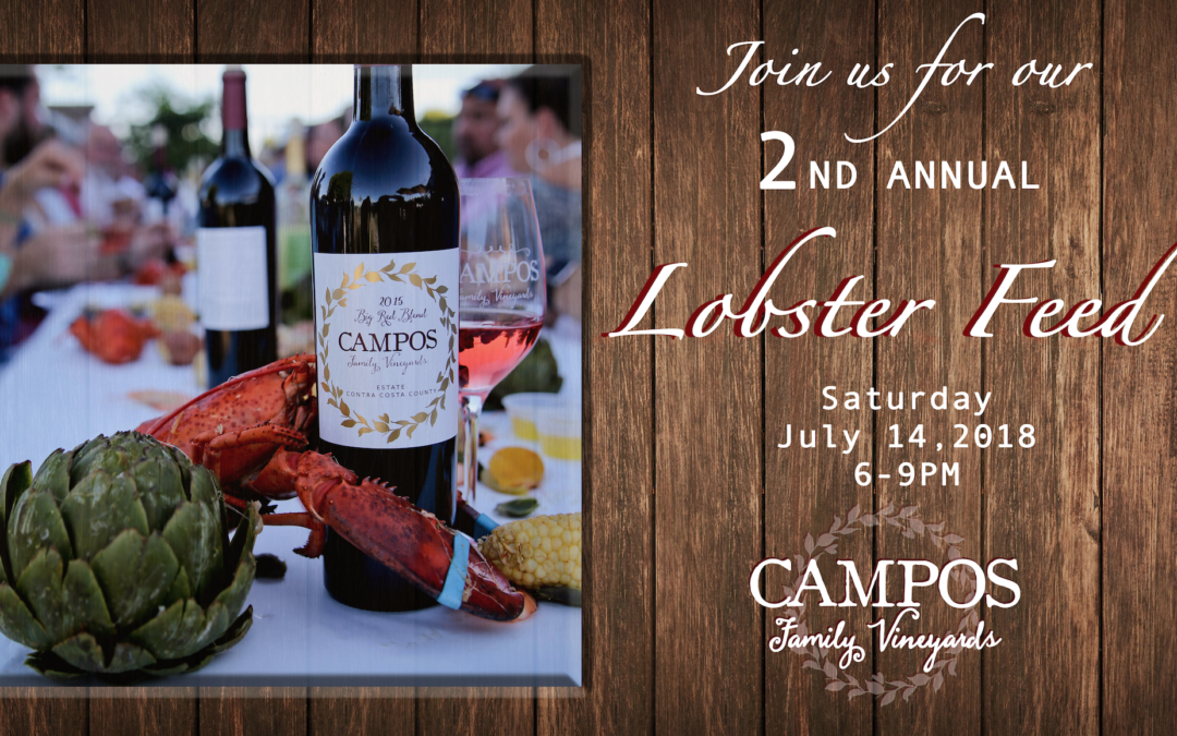2nd Annual Lobster Feed