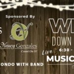 Wine Down Friday – Mondo and Band!