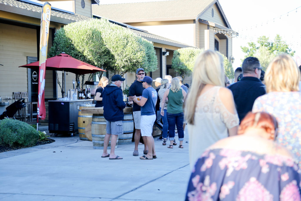 Campos Family Vineyards Wine Down Friday