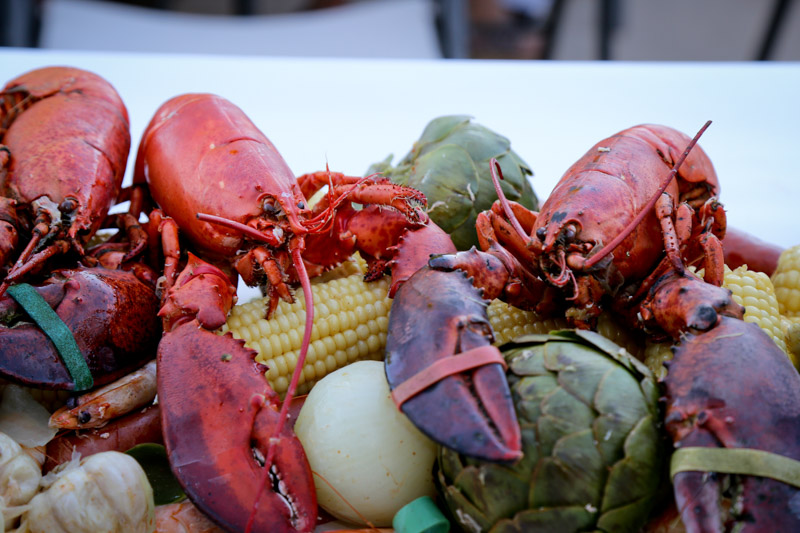 Photos – 2nd Annual Lobster Feed