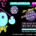 80's Night with The Breakfast Klub!
