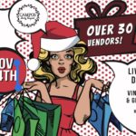 3rd Annual Holiday Sip & Shop