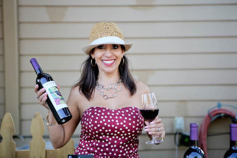 Ginamarie - Campos Family Vineyards