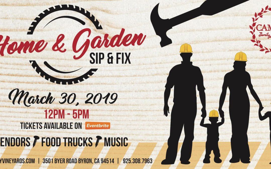 Home and Garden SIP & FIX