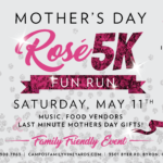 Mother's Day Rose 5k – Fun Run