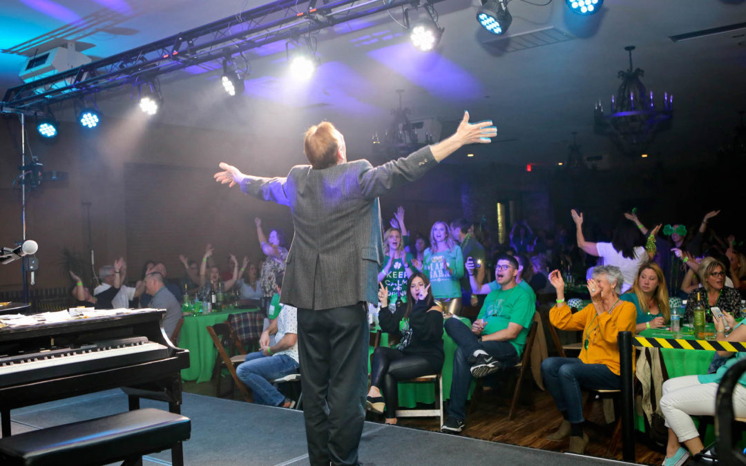3rd Annual Dueling Pianos