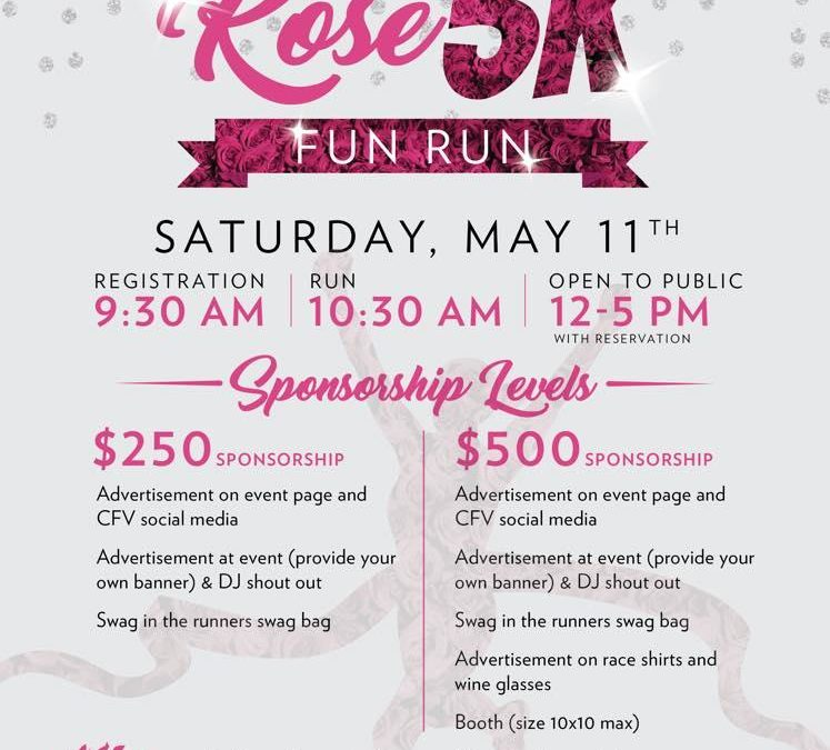 Mother's Day Fun Run After Party!