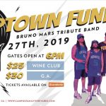 Uptown Funk – Bruno Mars Tribute Band