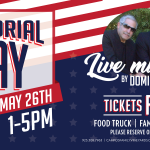 Memorial Day Weekend Live Music