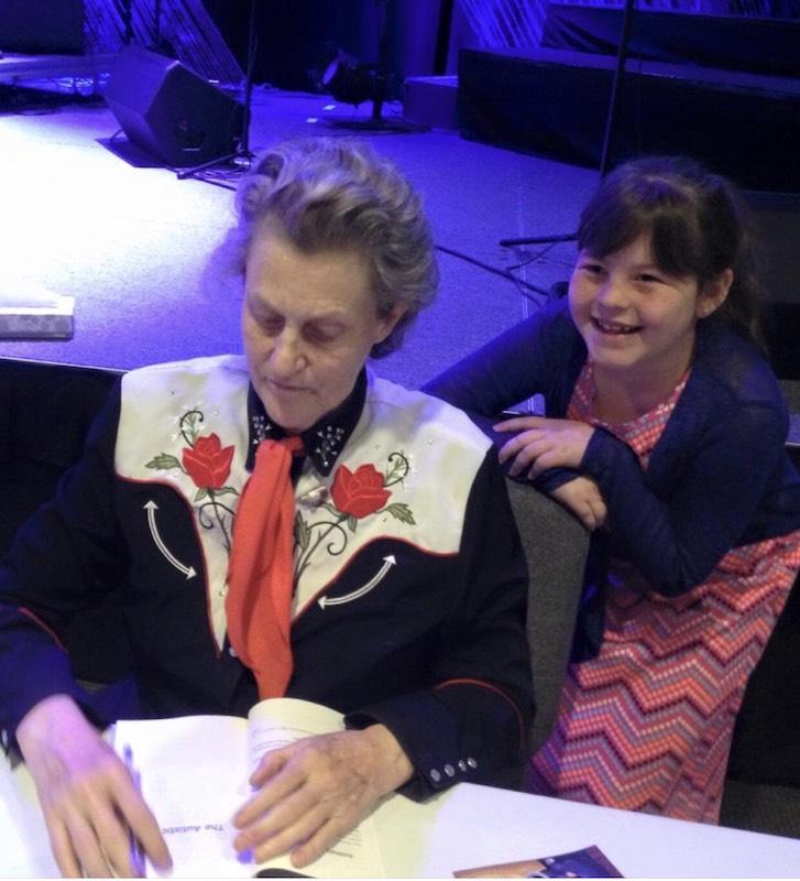 Campos Family - Temple Grandin