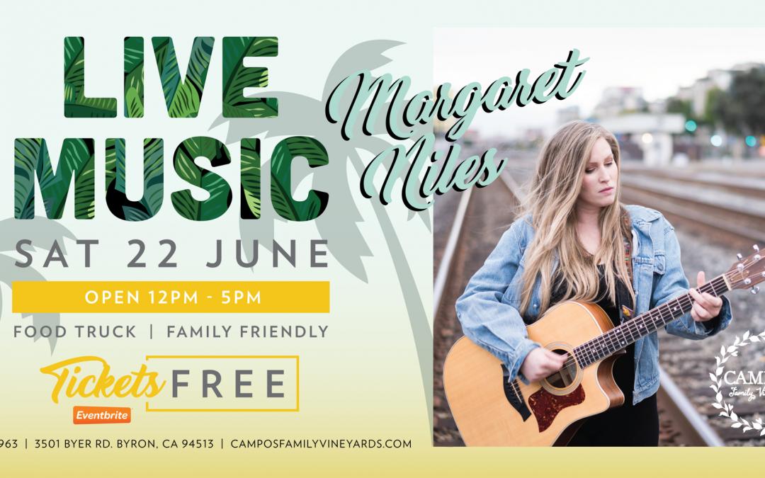 Live Music – Margaret Niles