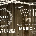Wine Down Friday – Jeff Ricketts & The Dirt Road Band