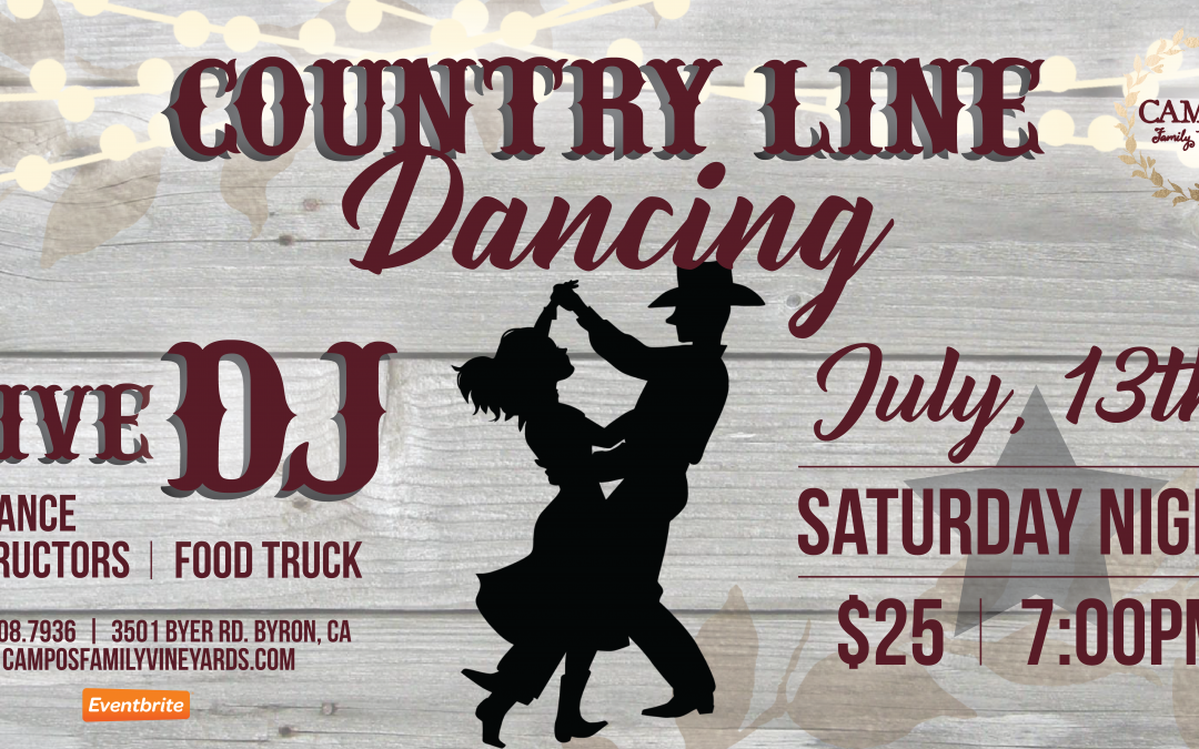 Country Line Dancing Night!