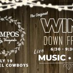 Wine Down Friday – Carousel Cowboys