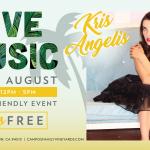 Live Music – Kris Angelis