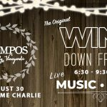 Wine Down Friday – Good Time Charlie