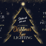 4th Annual Christmas Tree Lighting at Campos Family Vineyards
