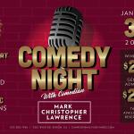 Comedy Night!