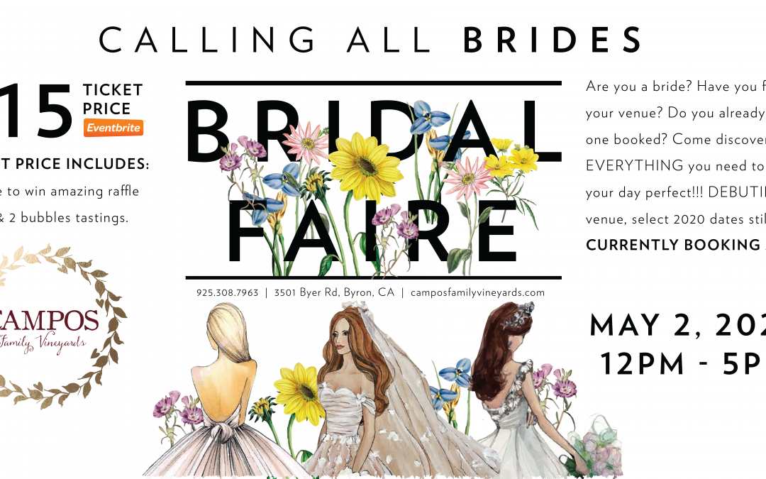 Bridal Faire