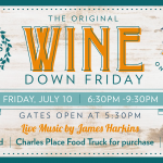 The Original Wine Down Friday – James Harkins