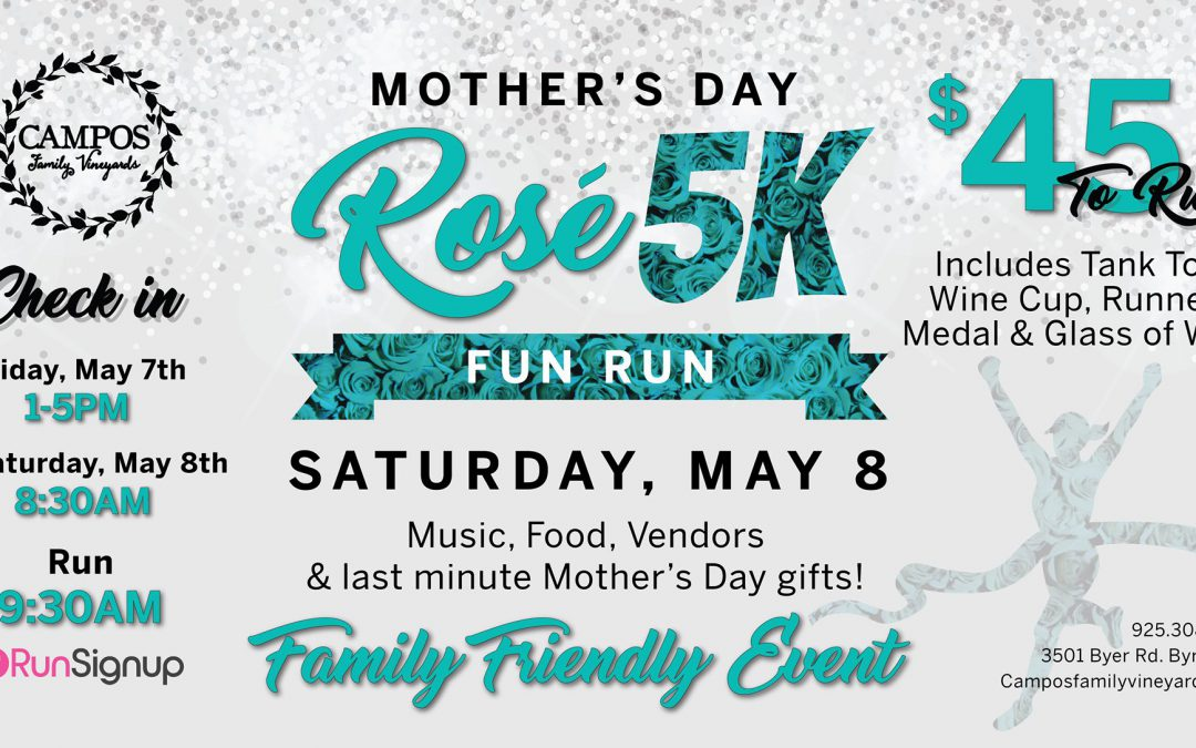 Rose 5k Run/Walk