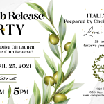 Spring Wine Club Release Party – For Members Only.