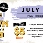 The Original Wine Down Friday – The Play Things