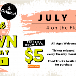 The Original Wine Down Friday – 4 on the Floor