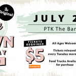 The Original Wine Down Friday – PTK The Band!